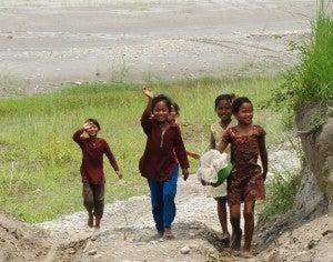 Girls Nepal
